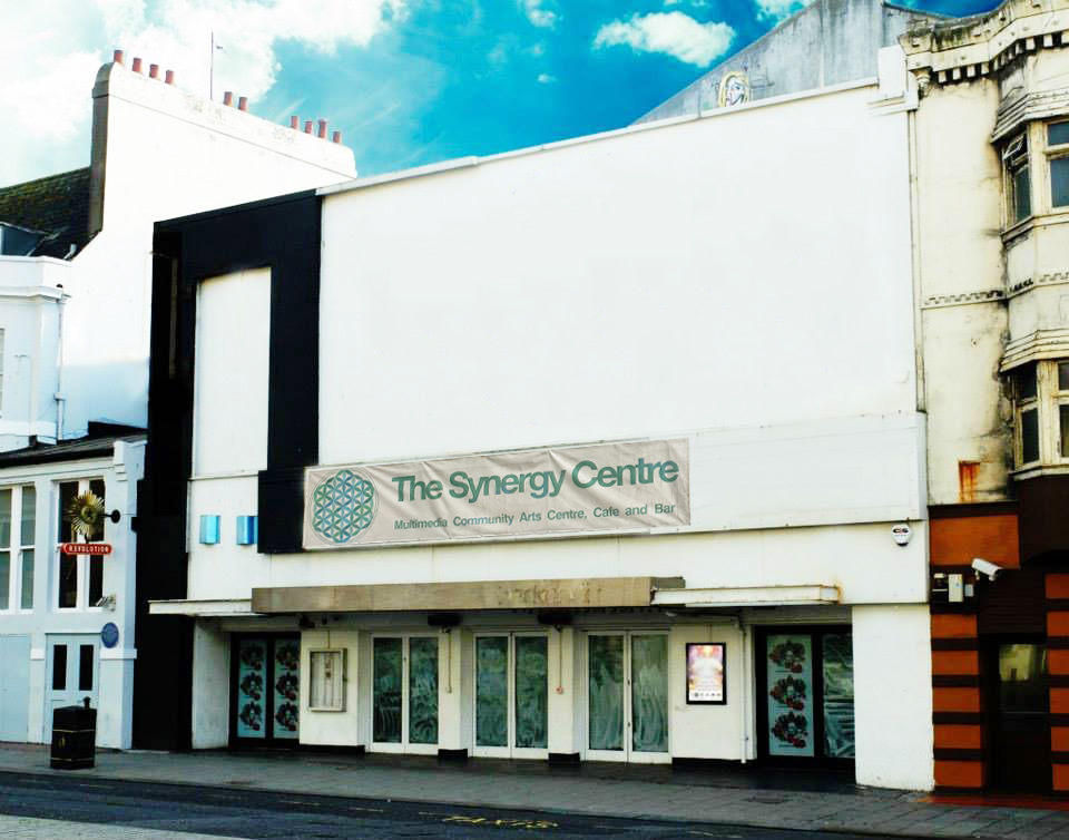 newSynergy Centre front